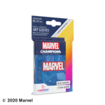 GAMEGEN!C MC Marvel Blue Art Sleeves (50) 66 x 91mm