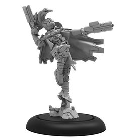 Privateer Press Warcaster: Marcher Worlds Artemis Fang Hero Solo