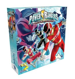 Renegade Game Studios Power Rangers Heroes of the Grid Rise of the Psycho Rangers Expansion