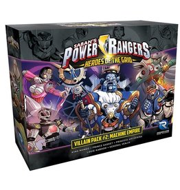 Renegade Game Studios Power Rangers Heroes of the Grid Villain Pack #2 Machine Empire