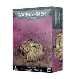 Games Workshop Death Guard Plagueburst Crawler