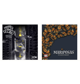 King of Tokyo Dark Mariposas Bundle
