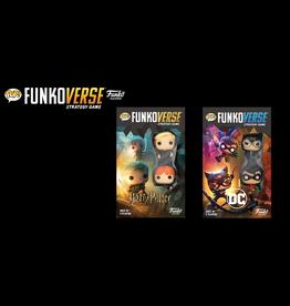 FUNKO POP! Funkoverse 101 Harry Potter & DC Bundle