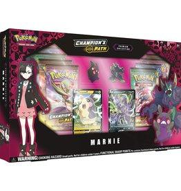 Pokemon USA Pokemon Champion's Path Premium Marnie