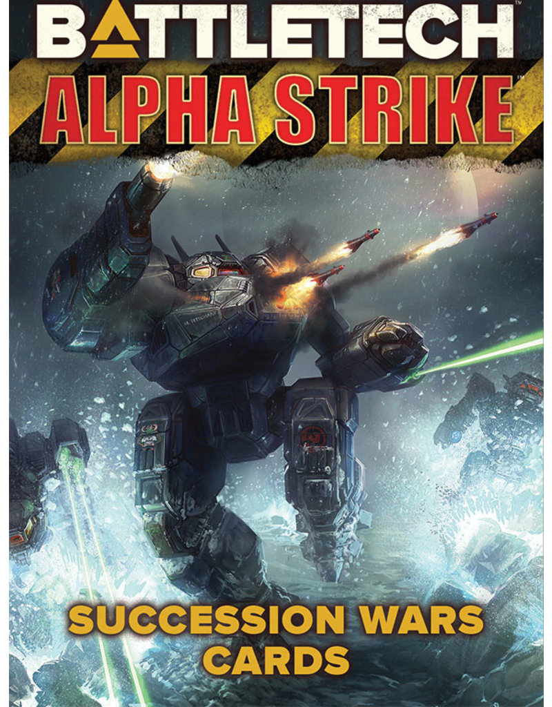 Catalyst Game Labs BattleTech Alpha Strike