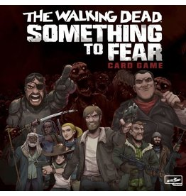 Skybound The Walking Dead Something to Fear