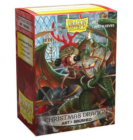 Arcane Tinmen Dragon Shield Christmas 2020 Art Brushed
