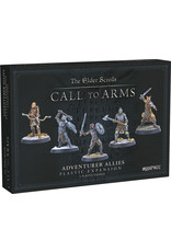 Modiphius Elder Scrolls Call to Arms Adventurer Allies