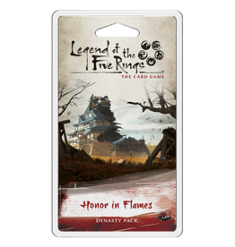 Fantasy Flight Games L5R Honor in Flames