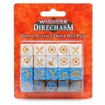 Games Workshop Underworlds Grand Alliance Order Dice Pack