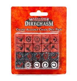Games Workshop Underworlds Grand Alliance Chaos Dice Pack