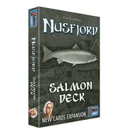 Lookout Games Nusfjord Salmon Deck Expansion