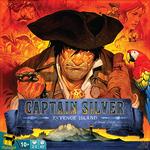 Matagot Treasure Island Captain Silver Revenge Island