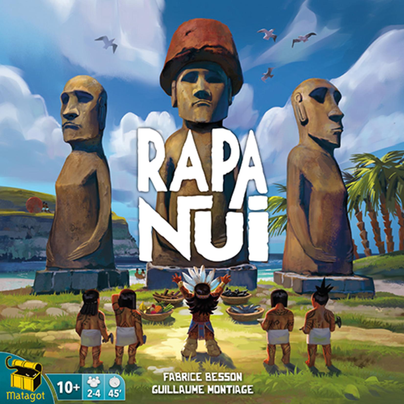 Matagot Rapa Nui