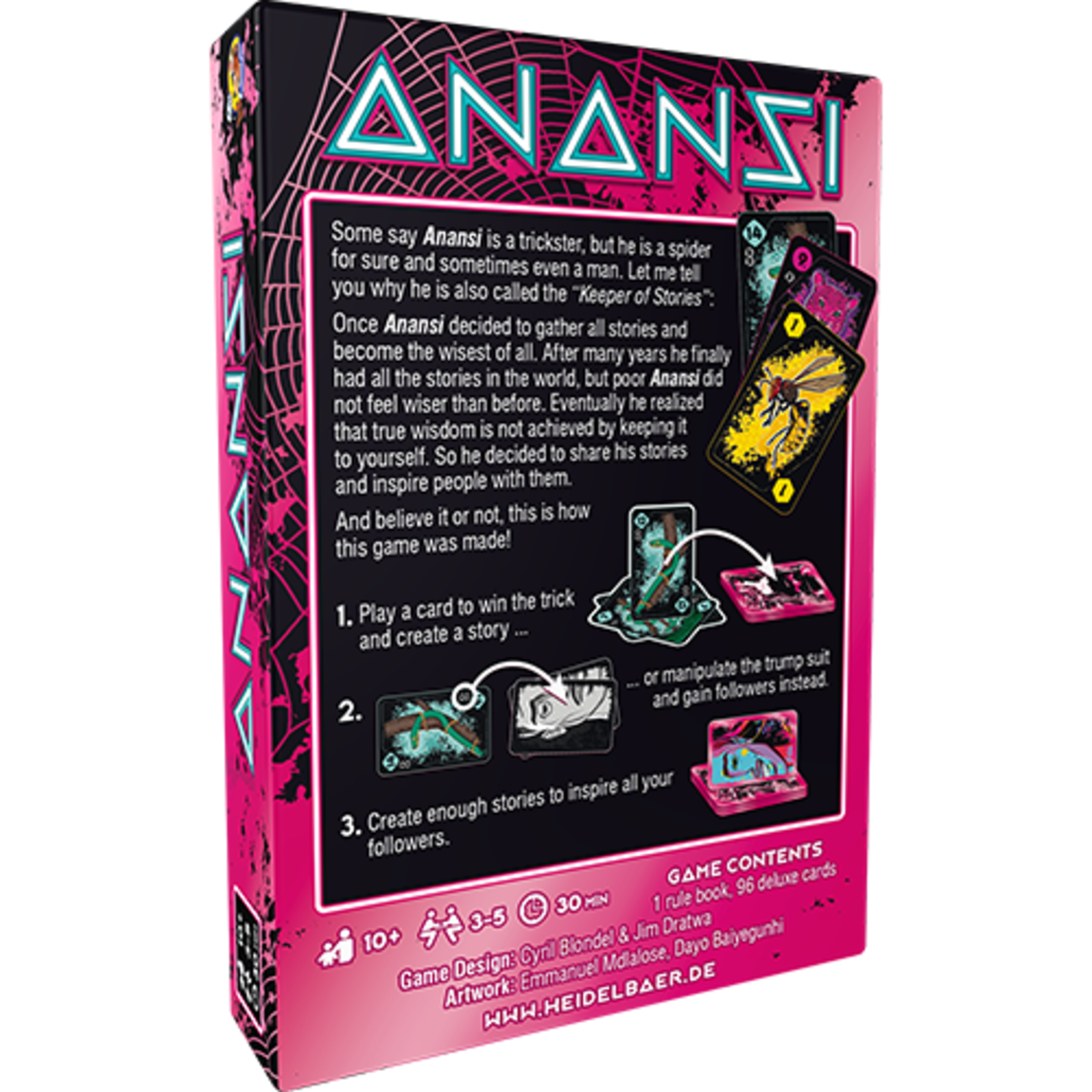Heidelbar Games Anansi