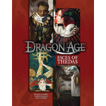 Green Ronin Publishing Dragon Age RPG Faces of Thedas Sourcebook