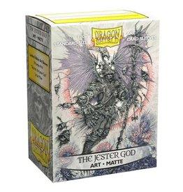 Arcane Tinmen The Jester God (100) Matte Art Dragon Shields