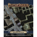 Paizo Pathfinder RPG Flip mat Troubles in Otari