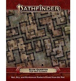 Paizo Pathfinder RPG Flip mat Slum Quarter