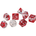Sirius Dice RPG Dice Set (7): Diamonds