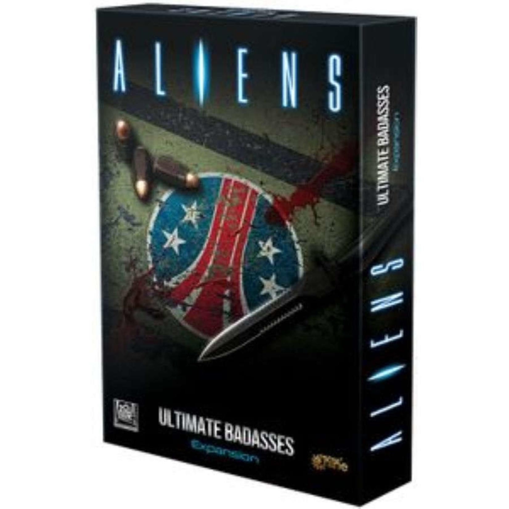 GaleForce Nine Aliens: Ultimate Badass Expansion