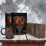 Geek Grind Dragon's Roast & Cup Coffee Gift Crate