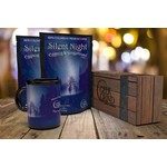 Geek Grind Silent Night & Cup Coffee Gift Crate