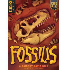 Kids Table Boardgames Fossilis