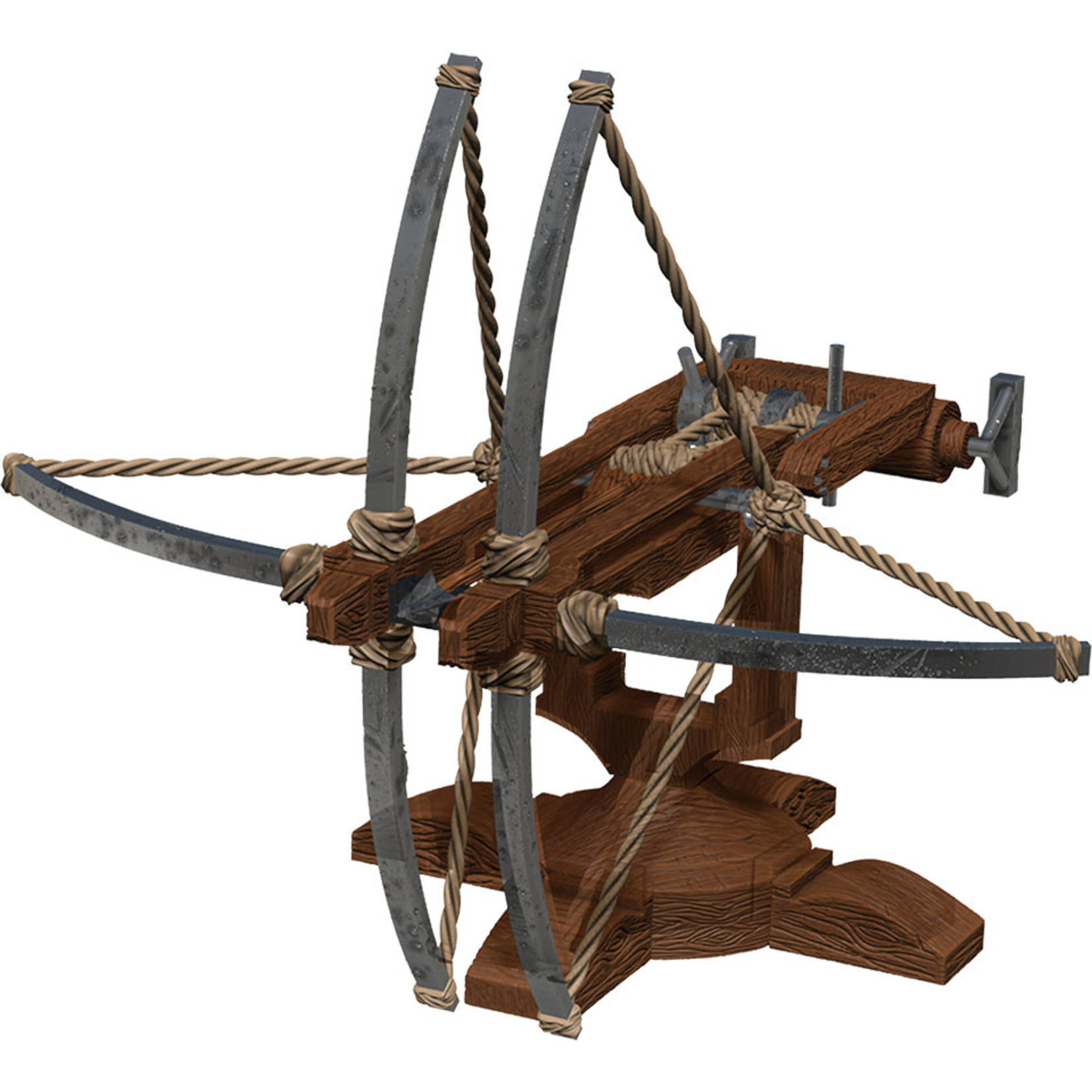 WIZKIDS/NECA Ballista War Machine 4D Settings