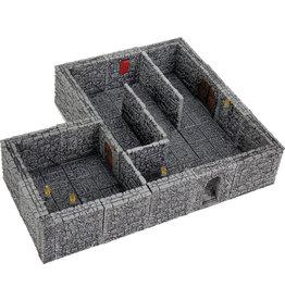 WIZKIDS/NECA WTDT II Full Height Stone Walls E