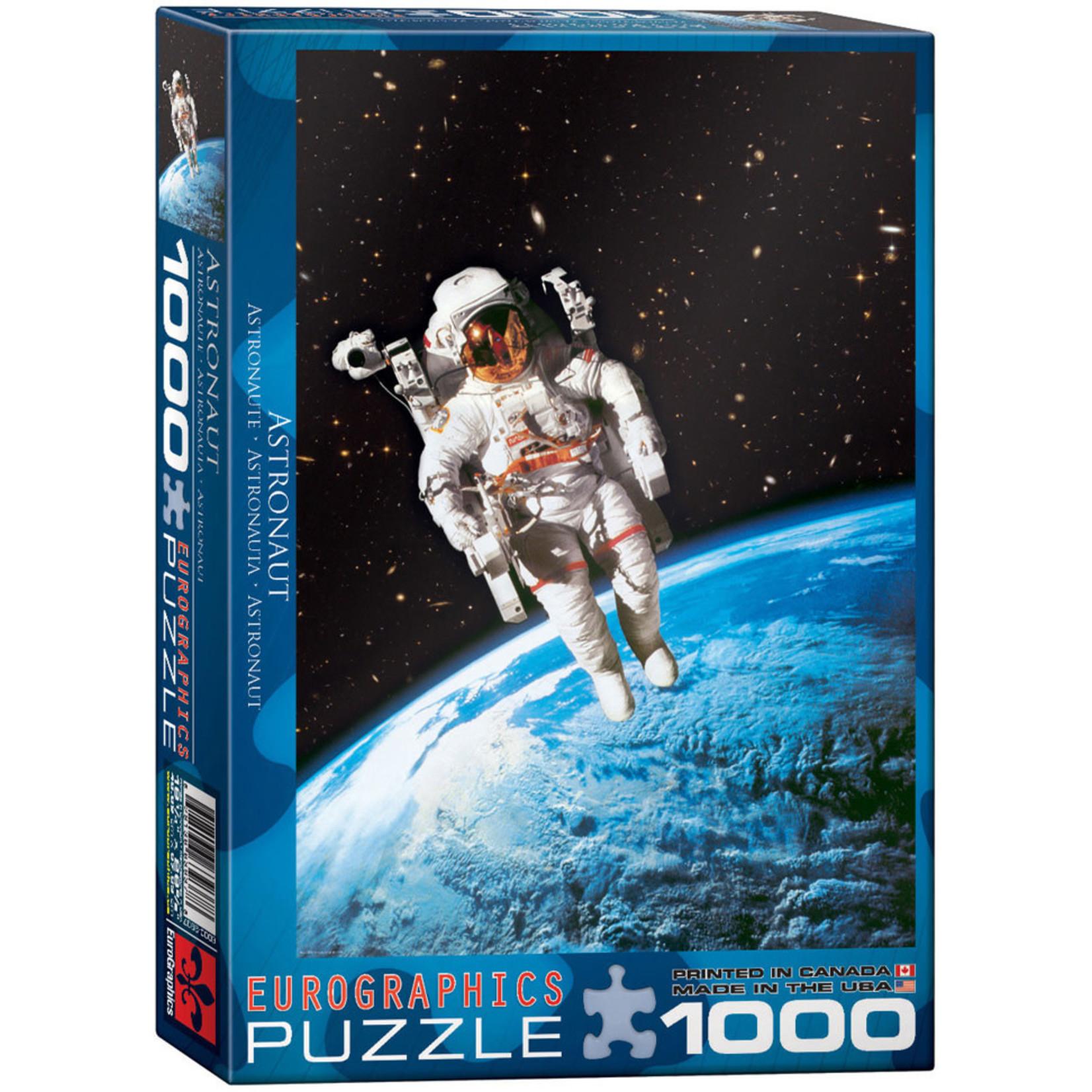 EuroGraphics Astronaut 1000 pc