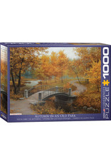 EuroGraphics Autumn in an Old Park 1000pc