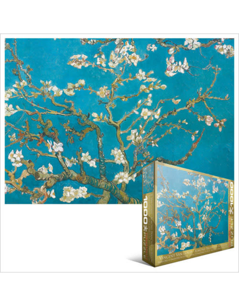 EuroGraphics Almond Branches in Bloom 1000pc