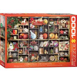EuroGraphics Christmas Ornaments 1000pc