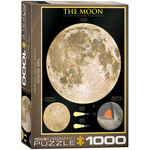 EuroGraphics The Moon 1000pc