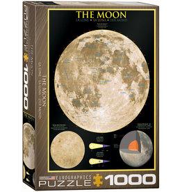 EuroGraphics The Moon 1000pc