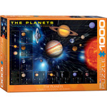 EuroGraphics The Planets 1000pc