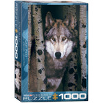 EuroGraphics Gray Wolf 1000pc