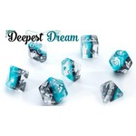 Gate Keeper Games Deepest Dream Eclipse 7-Die Polyhedral Set