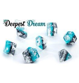 Gate Keeper Games Deepest Dream Eclipse 7-Die Polyhedral Set