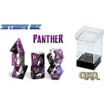 Gate Keeper Games Panther Supernova 7-Die Polyhedral Set