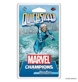 Fantasy Flight Games Marvel Champions Quicksilver Hero Pack