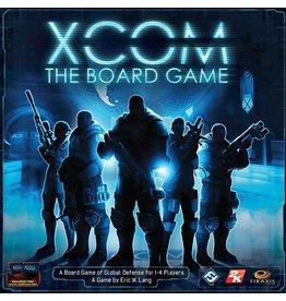 Fantasy Flight Games XCOM: The Board Game DEMO