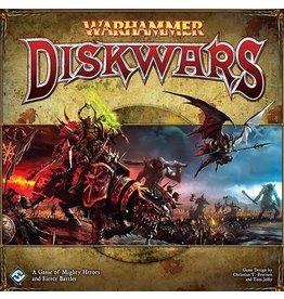 Fantasy Flight Games Warhammer Diskwars DEMO