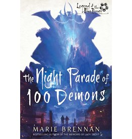 Fantasy Flight Games L5R: The Night Parade of 100 Demons Novel