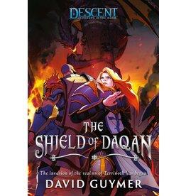 Fantasy Flight Games Descent: Journeys in the Dark - The Shield of Daqan Novel