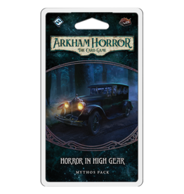 Fantasy Flight Games Horror in High Gear Mythos Pack