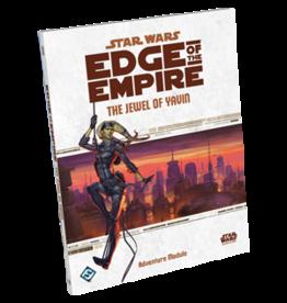 Fantasy Flight Games SW EotE RPG The Jewel of Yavin