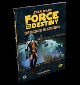 Fantasy Flight Games SW F&D RPG Chronicles of the Gatekeeper