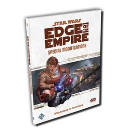 Fantasy Flight Games SW EotE RPG Special Modifications